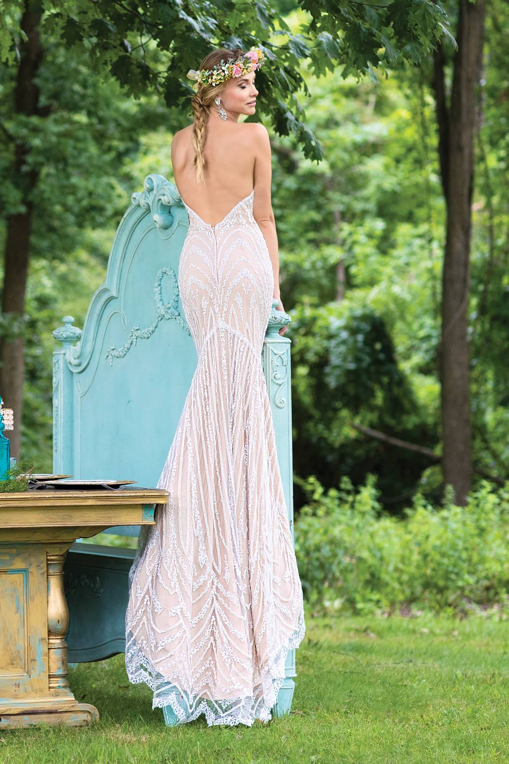 Zohar For Sale Bluebell Bridal Melbourne Wedding Dresses