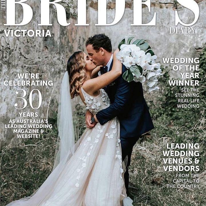 Front cover magic for #bluebellbride Katrina ... - Bluebell Bridal ...