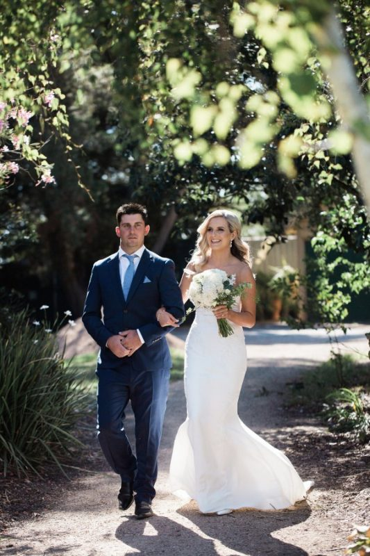 beb28492d1c61 Brides Gown: Pronovias, Bluebell Bridal Bridesmaids Dresses: Rodeo Show  Celebrant: Catherine Shelley Grooms Attire: Peter Jackson Pageboy Attire:  Mango