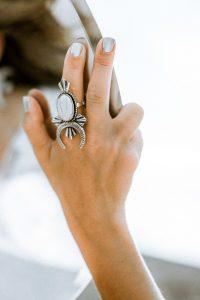 Ice Cream Castle Ring