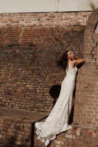 1. Baroni wedding dress