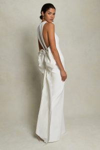 AMORE BOW GOWN 2004-1925-ivory-02