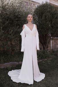 Arya Gown with Ana Sleeve (6)